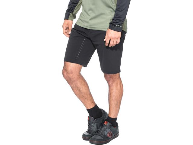 détails pour très convoité gamme de grande vente Oakley MTB Short de trail Homme, blackout